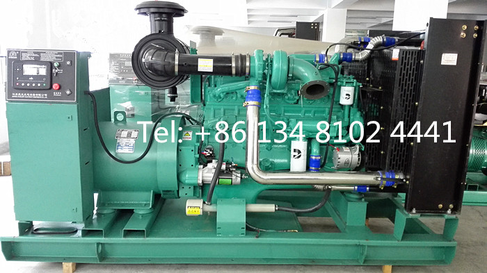 350KW 437.5KVA Cummins Diesel Generator Set