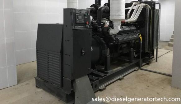 500KW Shangchai Generator
