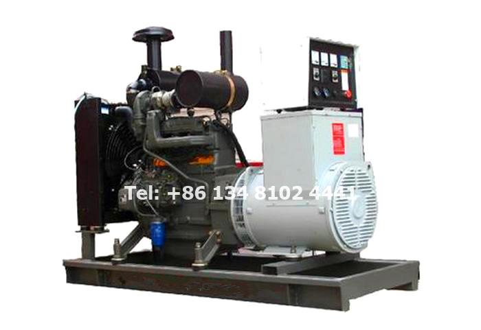 100KW 125KVA Deutz Diesel Generator Set