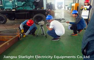 Starlight Passes Professional Safety Inspection And Creates a Good Production Environment