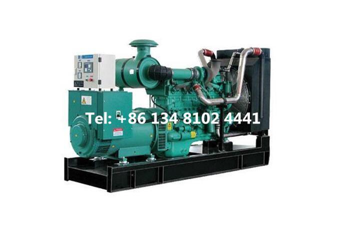 250KW 312.5KVA Volvo Diesel Generator Set