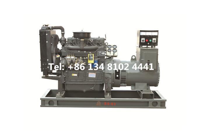 250KW 312.5KVA Deutz Diesel Generator Set