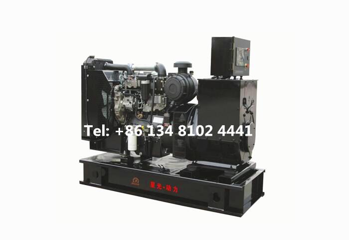 400KW 500KVA Perkins Diesel Generator Set
