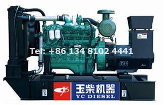 Characteristics of Yuchai Diesel Generator