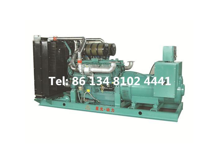 24KW 30KVA Ricardo Diesel Generator Set