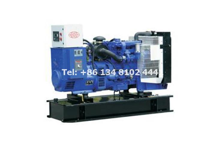 100KW 125KVA Ricardo Diesel Generator Set