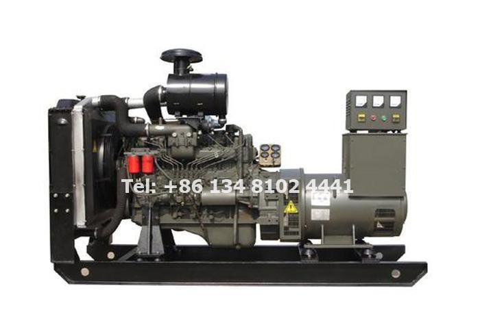 500KW 625KVA Ricardo Diesel Generator Set