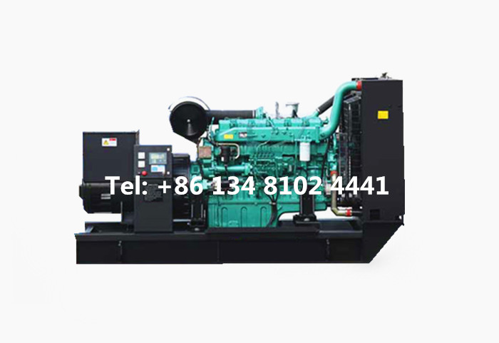 75KW 93.75KVA Yuchai Diesel Generator Set