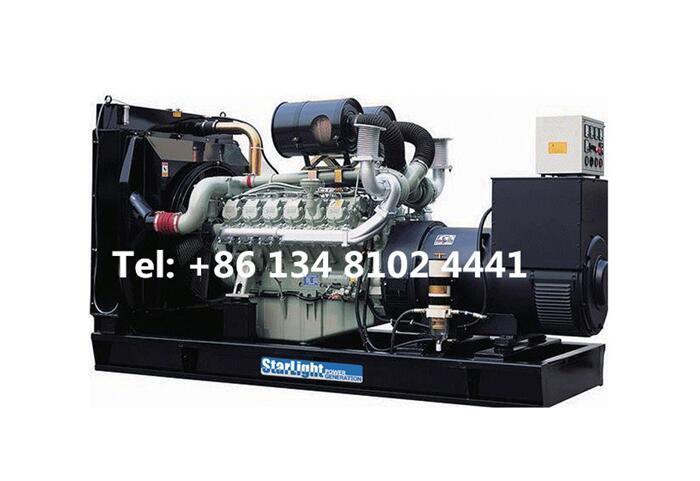 100KW 125KVA Doosan Daewoo Diesel Generator Set