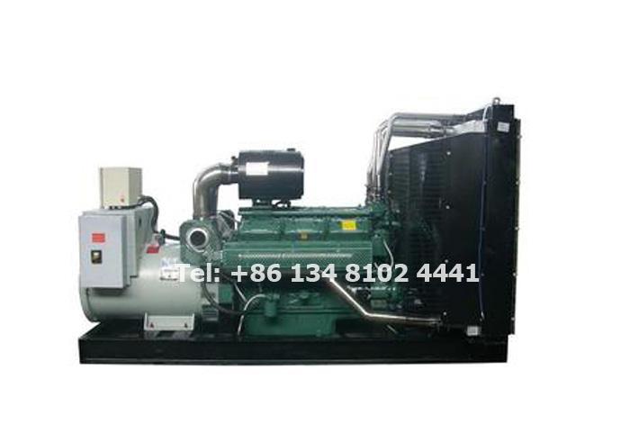 400KW 500KVA Wuxi Diesel Generator Set