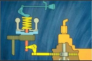 Operation of Yuchai diesel engine (step 1 )
