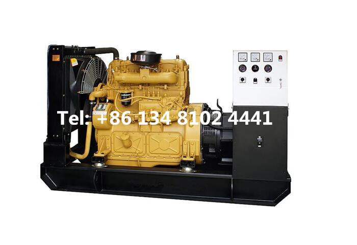 150KW 187.5KVA Shangchai Diesel Generator Set