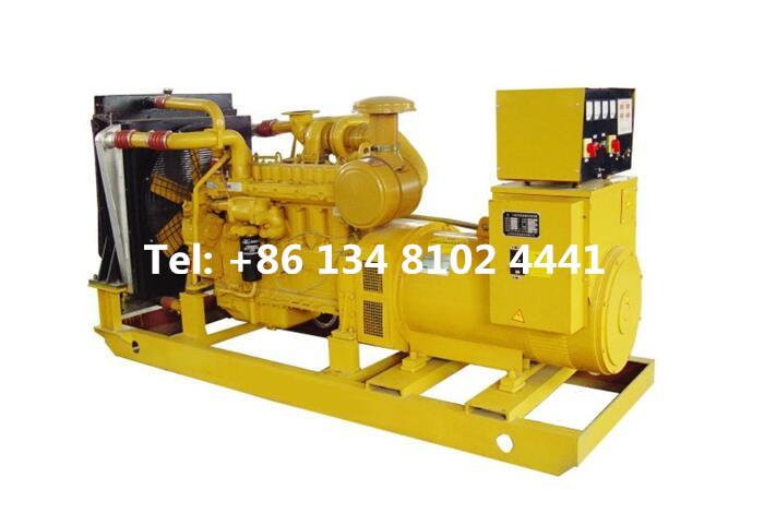 450KW 562.5KVA Shangchai Diesel Generator Set