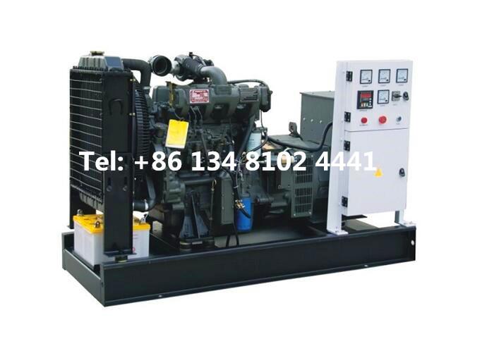 100KW 125KVA Weichai Diesel Generator Set