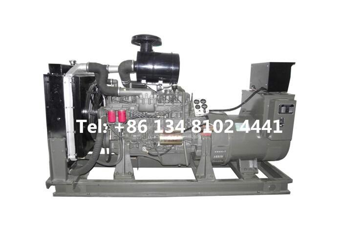 132KW 165KVA Weichai Diesel Generator Set