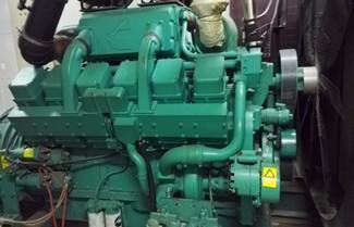 Operating Instructions of Cummins Engines