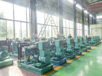 Operation of Yuchai diesel engine (step 4 )
