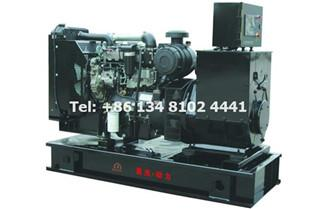 Diesel Generator Set Lubrication System