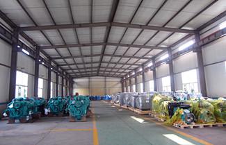 Diesel Generator Cummins NT Diesel Engines