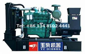 Advantages of Yuchai Generator Set