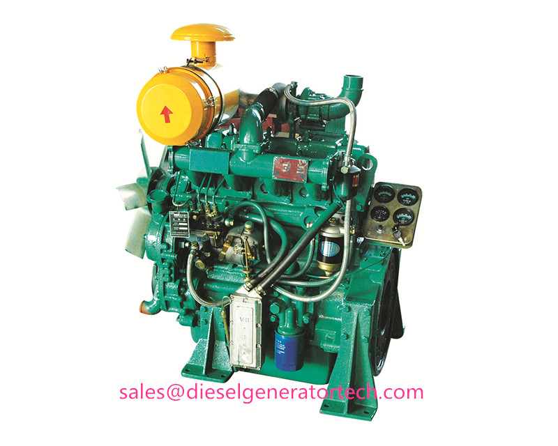 Main installing requirements of Diesel engine