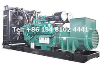 The Reasons for Low Oil Pressure of Cummins Generator Sets