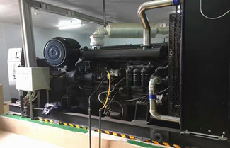 SDEC Generator D Series Diesel Engines Technical Parameters And Features