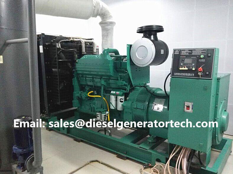 China Diesel Generator Factory