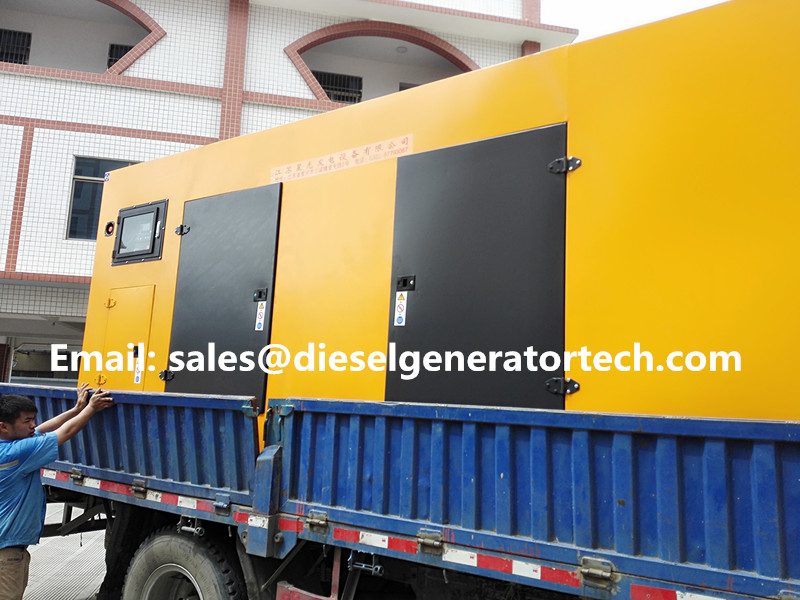 Introduction of Our Diesel Generator Products
