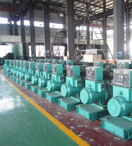 Why Choose Us--China Diesel Generator Supplier