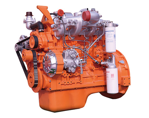 Yuchai YC4108D YC4108ZD Diesel Engine Operation