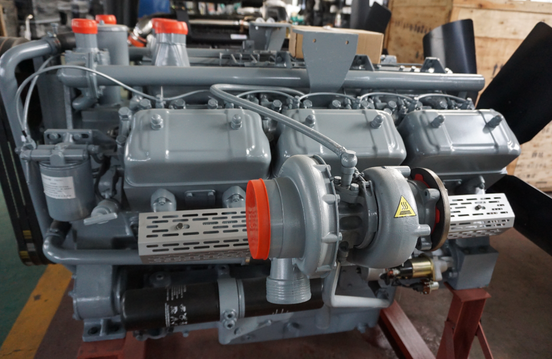 SC27G Diesel Engine Maintenance Instructions