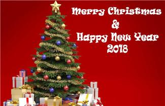 Starlight Power Wish You Merry Xmas & Happy New Year