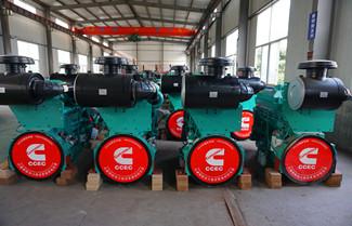 CCEC Diesel Engine Oil Prescriptions