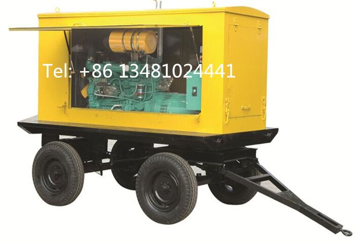What are the Features of Our Trailer Generator Set?