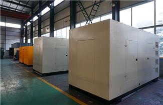 Noise Control Measures of Diesel Generator