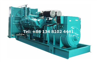 How to Properly Use Diesel Generators in Winter?
