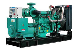 Electrical System And Battery Maintenance of Volvo Generator Set