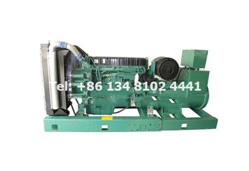 Volvo Generator Set Has Wide Application in Our Life