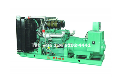 Diesel Generators Set Manufacturing Application