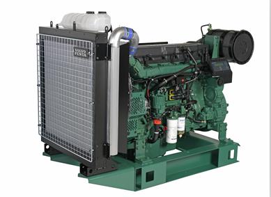 Volvo Penta Diesel Engine Information