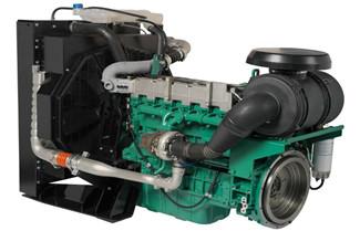 Information about Volvo Engine TAD734GE DU & CIU