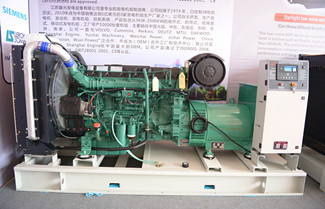 Volvo Penta Genset Engine Electrical Interface