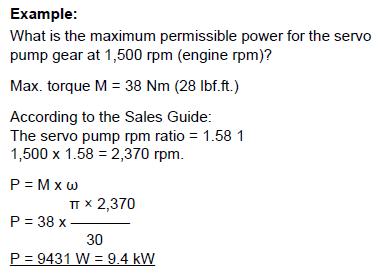 Volvo Diesel Engine Installation and Power Take-Off