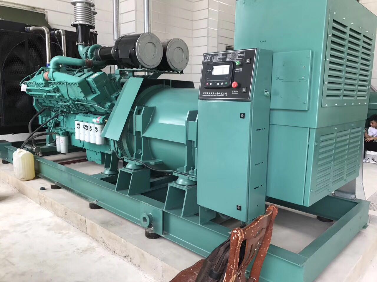 How to Do Diesel Generator Set Commissioning