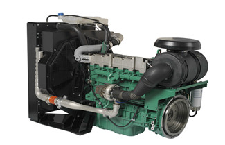 Safety Regulations of Volvo TAD734GE Engine