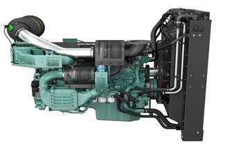 Volvo Penta TWD1645GE Diesel Engine Data