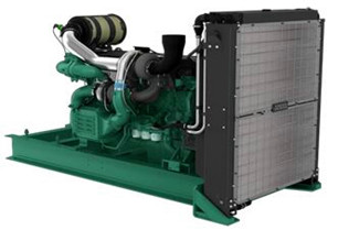 Introduction of Volvo Penta TWD1644GE & TWD1645GE Engine