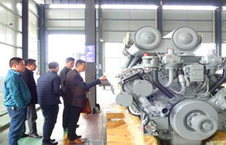 Erdos Group Clients Visit Our Factory for Inspection