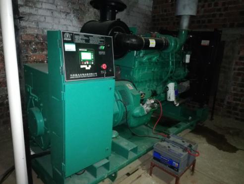 Maintain and Repair Diesel Generator Oil Pump